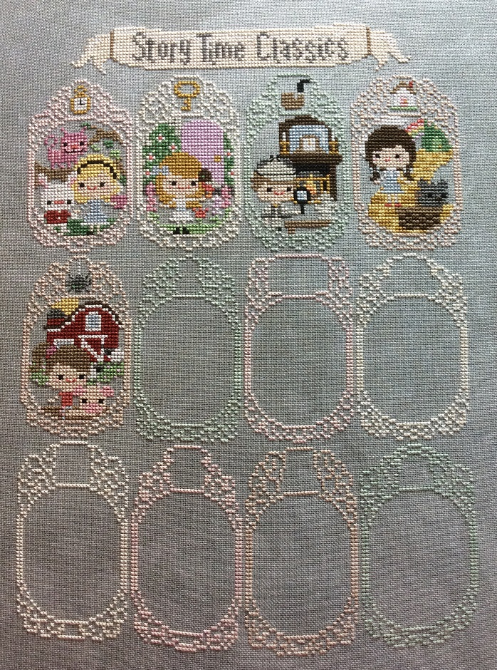 Frosted Pumpkin Story Time Sampler