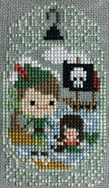 Peter Pan Cross Stitch