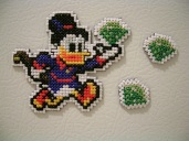 Ducktails Magnets