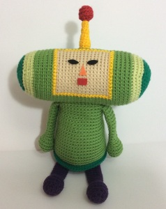 Katamari Prince Crochet Plush