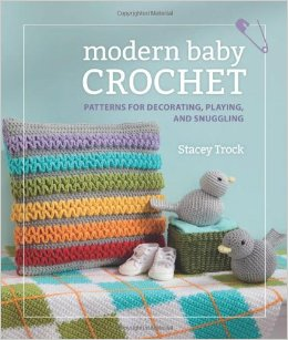 Book cover of Modern Baby Crochet