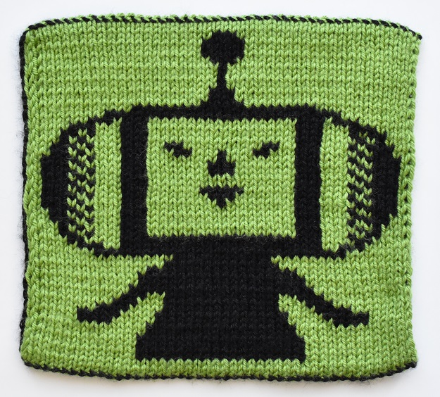 Double knit Katamari Prince front view