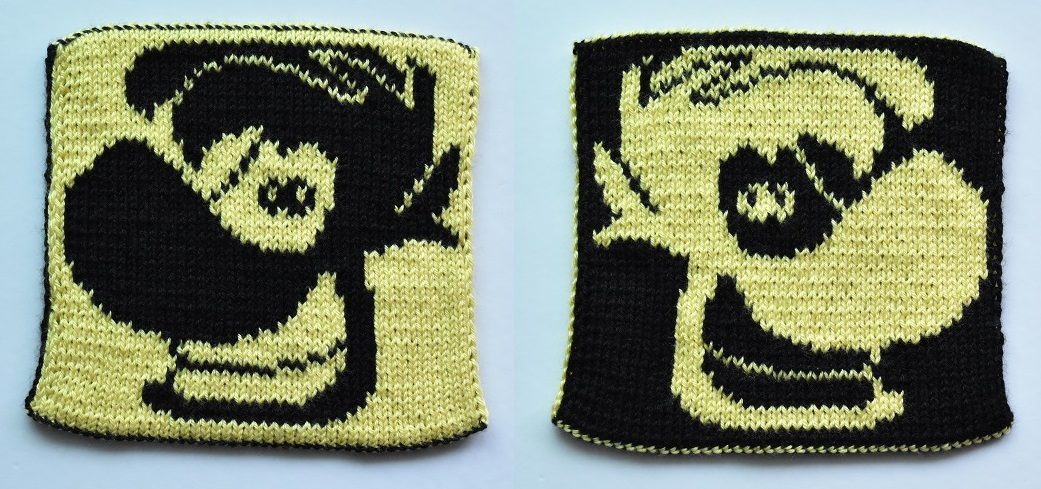 Double-knit Rayman