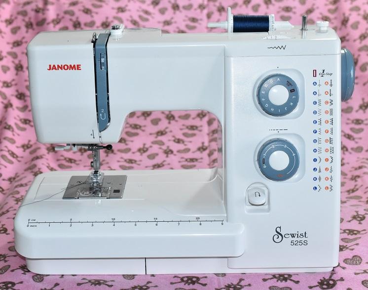 Janome Sewist 525S